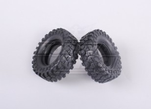 Scale Tyres for All Turnigy Short Course Trucks (1Pair/Bag) - A2016T