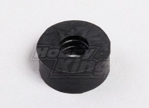 Rubber Battery Mount Block - 1/5 4WD Big Monster