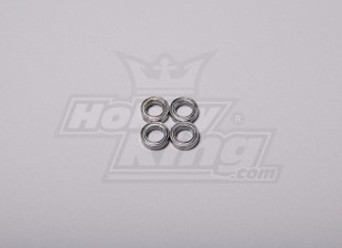HK-500GT Ball Bearing 10 x 6 x 3mm (4pcs/set)