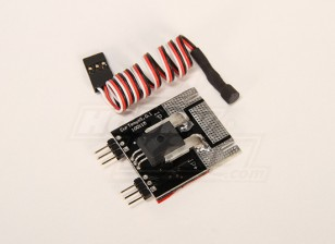 Quanum 2.4Ghz Telemetry System Temp/Amp Add-On