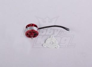 C10 Micro brushless outrunner 2100kv