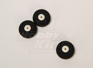 Super Light Wheel D25xH10 (3pcs/bag)