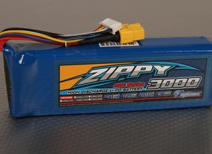 ZIPPY Flightmax 3000mAh 4S1P 20C