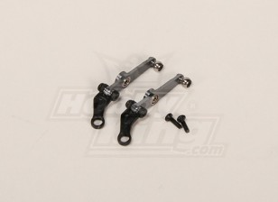 HK-250GT Metal Wash-out Control Arms