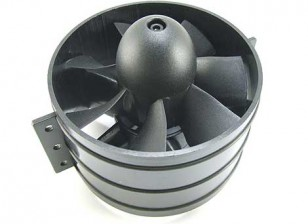 EDF Ducted Fan Unit 7 Blade 3.5inch / 89mm
