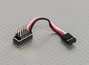 Servo Splitter Lead 1 Female to 5 male