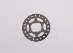 RC Motor Bike Replacement RR Vented Brake Disk