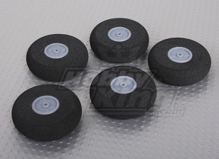 Light Foam Wheel (Diam: 40, Width: 12mm) (5pcs/bag)