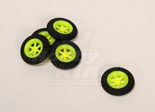 Super Light Multi Spoke Wheel D30x7mm (5pcs/bag)
