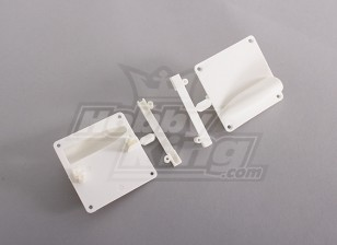 Servo Mount/Protectors (2pcs/bag) 50mm