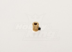 Pinion Gear 3.17mm/0.5M 13T (1pc)