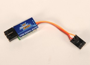 HobbyKing PPM Signal Mixer version B for Head-Movement-Tracker Gyro