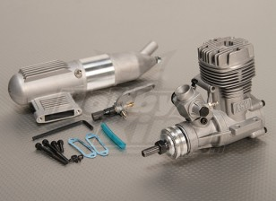 ASP S52A Two Stroke Glow Engine w/Remote HS Needle Valve