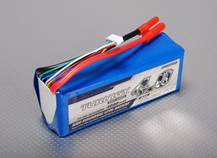 Turnigy 4000mAh 6S 30C Lipo Pack