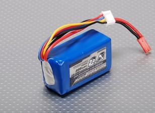 Turnigy 800mAh 3S 20C Lipo Pack (E-flight Compatible EFLB0995)