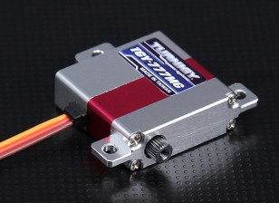 Turnigy™ TGY-777 Slim Wing  DS/MG Alloy Case Servo 25T 5.5kg / 0.10sec / 23g