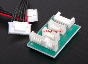 TP Adapter Coversion Board W/ Polyquest Charger plug