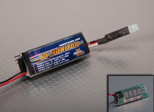 HobbyKing Voltage & Temperature Monitor 2S-6S (0-150degC)