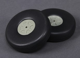 Lightweight Scale Wheel 90mm (2pc)