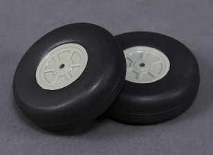 Lightweight Scale wheel 75mm (2pc)