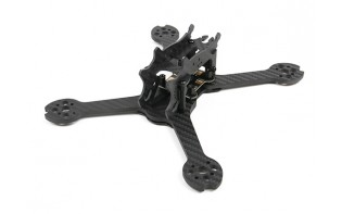 "Sky Hero OB1 Rev2 Naked Drone Racing Frame 5"" (203mm)"