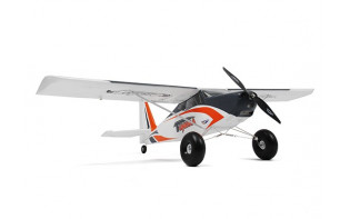 "Durafly Tundra - Orange/Grey - 1300mm (51"") Sports Model w/Flaps (PNF)"