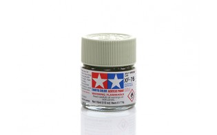 Tamiya XF-76 Flat Grey Green Mini Acrylic Paint (10ml)