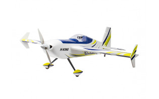 """H-King Voltigeur MkII 3D EPO Aerobatic Plane 1220mm (48"""") (PNF) with Carbon Fiber Landing Gear"""