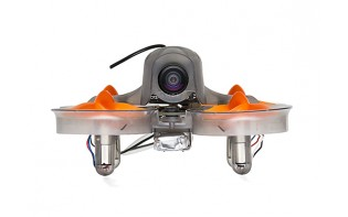 FrSky Apus MQ60 FPV Mini Drone (EU Version) Transparent black with Orange Props