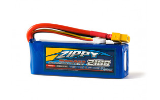 Zippy Flightmax 2100mAh 3S 35C Lipo Pack w/XT60