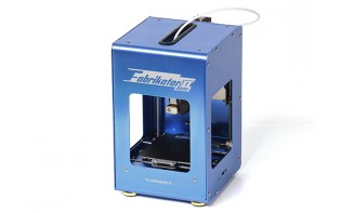 Mini Fabrikator V2 3D Printer - Blue (Limited Edition)  (US Plug)