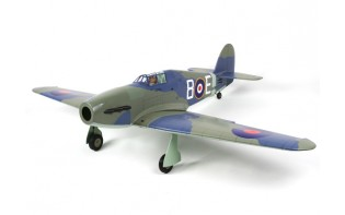 "Hawker Sea Hurricane EP-GP Grey Version 1486mm (58"") (ARF) (Retracts included)"