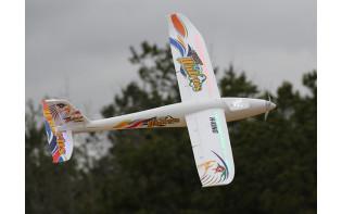 H-King Night Walrus Glider w/Flaps EPO 1400mm (PNF)