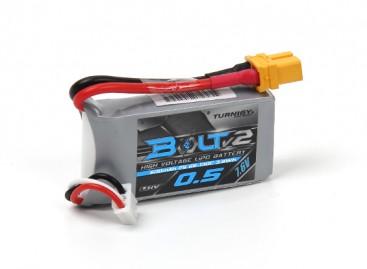 Turnigy Bolt V2 500mAh 2S 65~130C High Voltage Lipo Pack 2