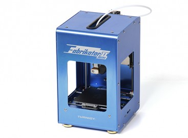 Mini Fabrikator V2 3D Printer - Blue (Limited Edition)  (US Plug)