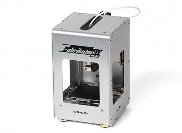 Mini Fabrikator V2 3D Printer - Silver (AU Plug)