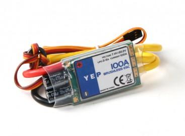 Hobbyking YEP 100A (2~6S) SBEC Brushless Speed Controller