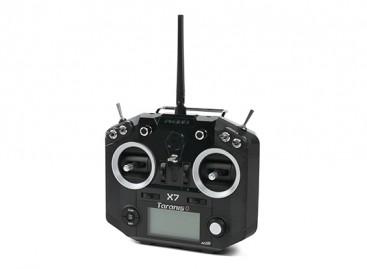 FrSky Taranis Q X7 Digital Telemetry Radio System 2.4GHz ACCST (Black-no plugs) (Standard Version)