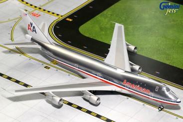 Gemini Jets American Airlines Boeing 747-100 N9674 1:200 Diecast Model G2AAL623