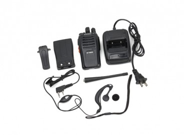 Baofeng BF-666S Portable Two Way Radio 5W 16 Channels UHF Transceiver