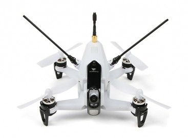 Walkera Rodeo 150 FPV Drone (RTF) (White) (Mode 1) (US Plug)