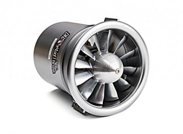 Dr. Mad Thrust 90mm 12-Blade All Alloy EDF 1600kv Inrunner Motor-2350watt (6s)