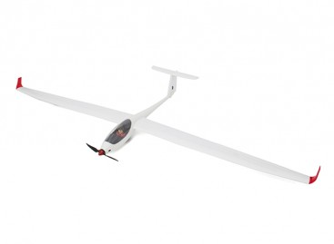 ASW28 V2 Electric Sailplane EPO/Plastic 2540mm (PNF)
