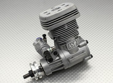 S52H Two Stroke Glow Engine for 50 size Helicopter