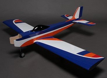 Maestro 0.46 Glow Traditional Low Wing Sport Model, Balsa EP/IC 1440mm (ARF)