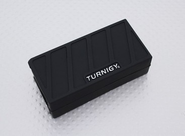Turnigy Soft Silicone Lipo Battery Protector (1000-1300mAh 3S Black) 74x36x21mm