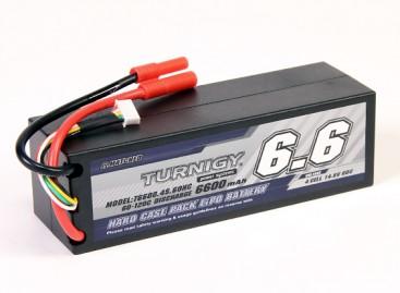 Turnigy 6600mAh 4S 14.8V 60C Hardcase Pack