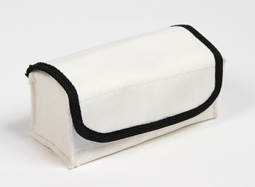 Super Strong Flame Retardant Silicone Fiberglass Bag 190 x 60 x 82mm.