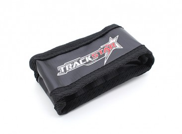 TrackStar Fireproof Lipo Storage Case (105 x 55 x 30mm)