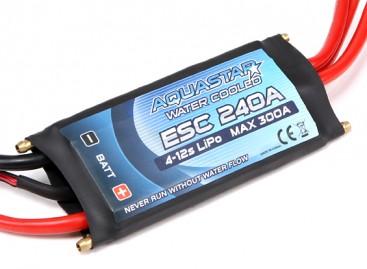 Turnigy AquaStar 240A Water Cooled ESC